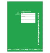 monatliche Eintragung 5085 Berichtsheft A4 24Bl. fuer