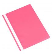 Schnellhefter A4 dunkelpink PP Kunststoff kaufmännische Heftung bis 250 Blatt
