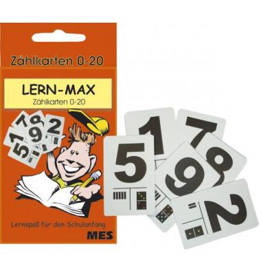 1992 Lernfix Zählkarten 0-20