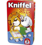 51245 in Metalldose Spiel Kniffel Kids