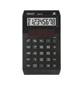 802358 8stellig 121x140x26mm Öko-Taschenrechner Eco10 schw.