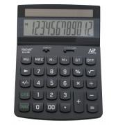Tischrechner Eco 450 Solar LCD-Display schwarz 1zeilig 12-stellig