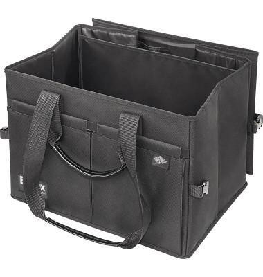 58 2531 60x40x30cm Shopper Big Box XL schwarz