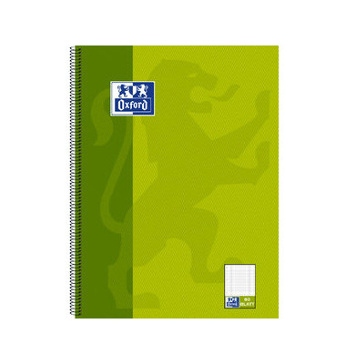 100050362 kar.lin Collegeblock A4+ 80BL Lin. 55