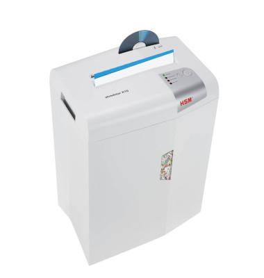 Aktenvernichter Shredstar X10, 1045111, P4 Partikelschnitt 4,5 x 30 mm, bis 10 Blatt