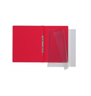 7459 Heftschoner für Schnellhefter A4 transparent farblos