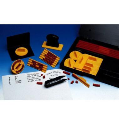 66416 4mm+5mm Typendruckerei 323typ