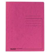 Spiral-Schnellhefter 1135 A4 fuchsia 355g Karton kaufmännische Heftung bis 300 Blatt