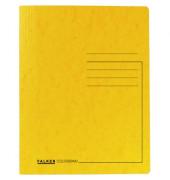 Spiral-Schnellhefter 1128 A4 gelb 355g Karton kaufmännische Heftung bis 300 Blatt