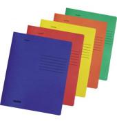 Schnellhefter 10341261 A4 farbig sortiert 250g Karton kaufmännische Heftung / Amtsheftung