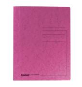 Schnellhefter Colorspan 1128 A4 intensiv fuchsia 355g Karton kaufmännische Heftung / Amtsheftung bis 250 Blatt