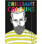 4535 Zeichenmappe A3 Brillant Colours