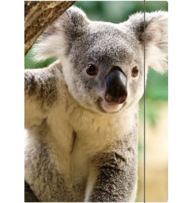 4638 24x33cm Zeichenmappe A4 Koala