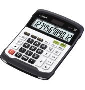 WD-320MT Batterie Taschenrechner 12-stellig schw/wei