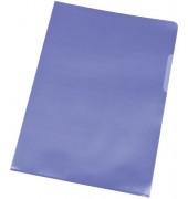 KF01643 120my Sichthüllen A4 10ST blau