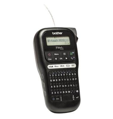 Beschriftungsgerät P-Touch H110 Mobiles Gerät für TZe-Schriftbänder