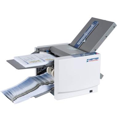 Falzmaschine TF MEGA-S, für A4, bis 200 Blatt, 4 Falzarten,