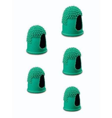 Blattwender Größe 4 grün Ø 1,9cm mit Gumminoppen