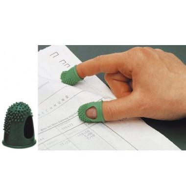 Blattwender Größe 5 grün Ø 2,2cm mit Gumminoppen