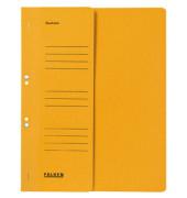 Ösenhefter DIN A4 250g/m² Manilakarton gelb