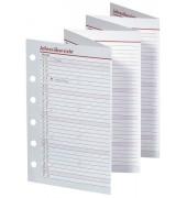 Bsb Ersatzeinlage Kompakt Visitenkartenhüllen A6 4 Stück