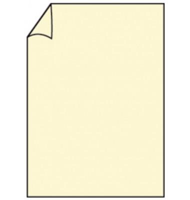 Briefbogen A4 100g chamois 100er Pack