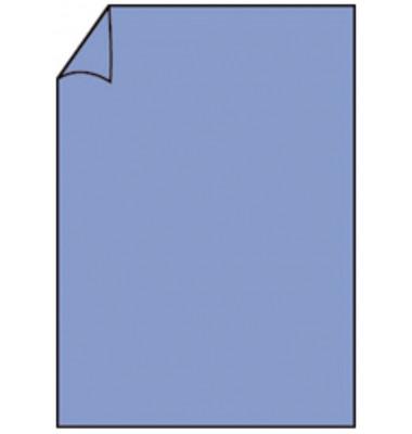 Briefbogen A4 100g d'blau 100er Pack