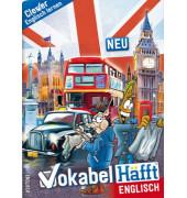 Vokabelheft Vokabel-Häfft Englisch A4 +Tipps 34 Blatt