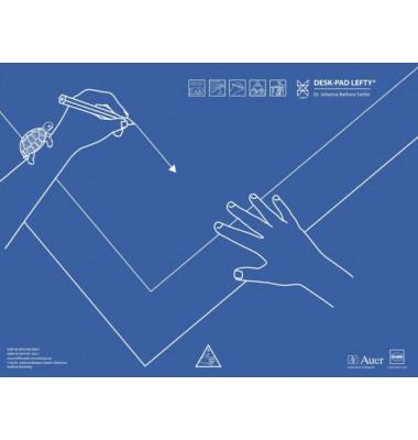 Schreibunterlage Linkshänder Kunstst. 43x50cm 9060119