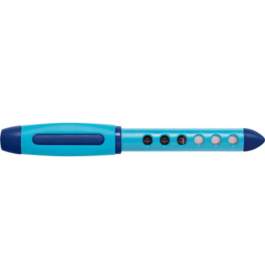 149849 Links Füller L Scribolino blau