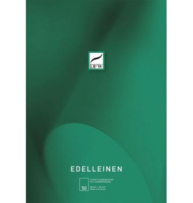 DFW 820100 Edelleinen, 80g Briefblock A4 50BL