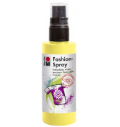 Textilspray Fashion Spray 17190 050 020, zitrone, 100ml