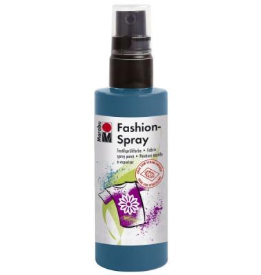 1719 50 092 100ml Textilspray Fashion petrol