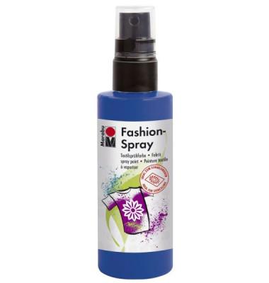 1719 50 258 100ml Textilspray Fashion marineblau