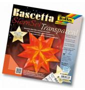 840/2020 20x20cm Bastelset Bascetta Stern orang