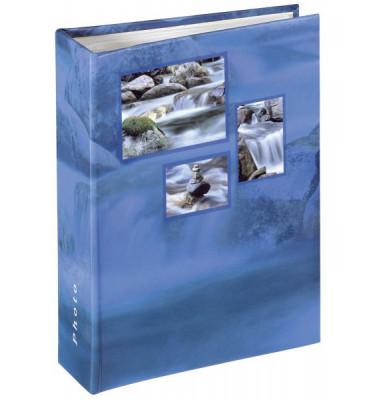 106263 für 10 x 15 cm Fotoalbum Singo blau