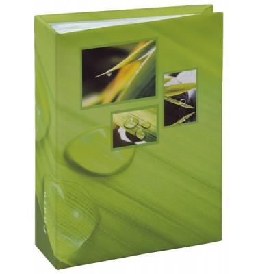 106261 für 10 x 15 cm Fotoalbum Singo grün