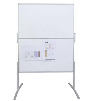 MT881312 PRO Moderationstafel 150x120cm grau