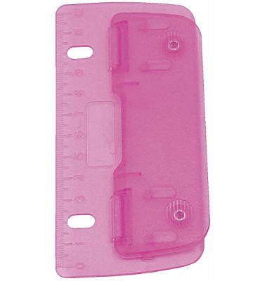 67809 Taschenlocher Ice pink