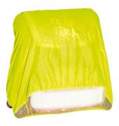 2411065 Regenschutzhülle für Schulranzen 50x50 neongelb