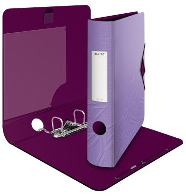 1117-00-65 Active Ordner A4 65mm Urban Chic violett
