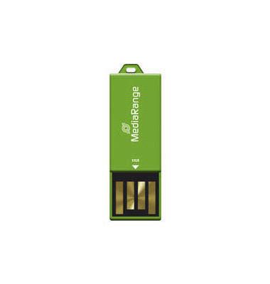 USB-Stick Paper-Clip USB 2.0 grün 32 GB