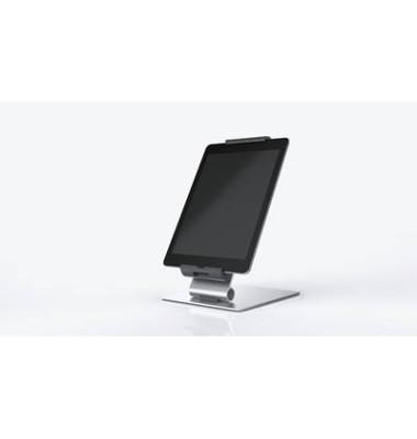8930-23 Tischmodell Tablethalter Table hoch und quer silber