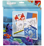UNDERCOVER FDCW1210 Schablonenset Finding Dory