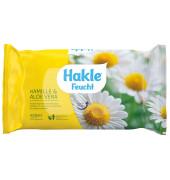 feuchtes Toilettenpapier Kamille&AloeVera 80030 1-lagig 42 Blatt