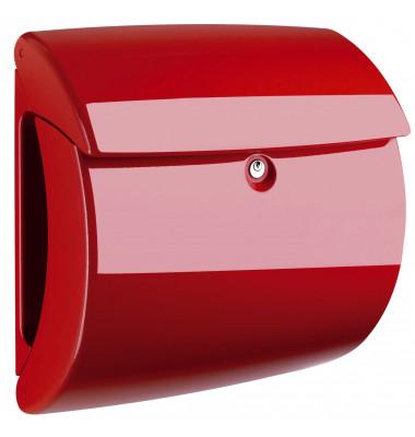 886 Rot Postkasten Piano rot