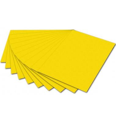 Fotokarton - 70x100cm, bananengelb