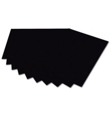 Fotokarton - 70x100cm, schwarz