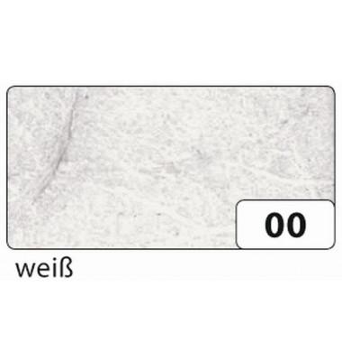Strohseide - 47 x 64 cm, weiß