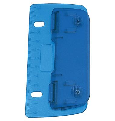67803 Taschenlocher Ice blau